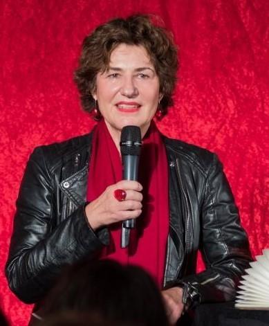 Carola Christiansen, Autorin und Präsidentin der Mörderischen Schwestern.